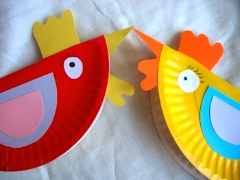 Craft Ideas Asis Pre Primary