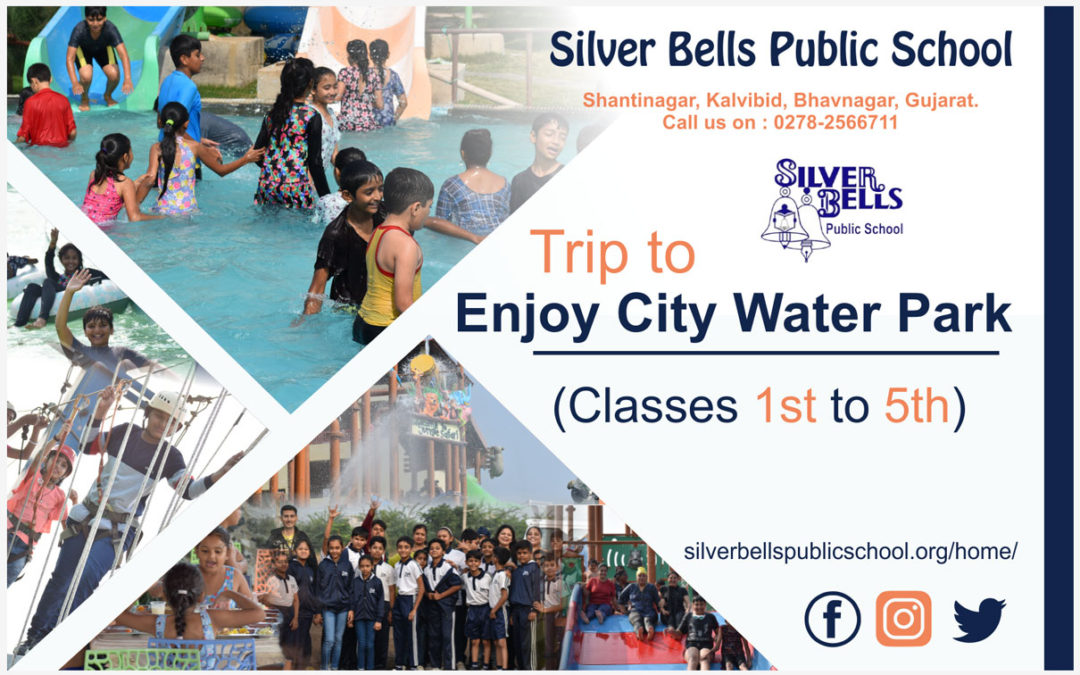Trip to Enjoy City Water Park Silver Bells Public School Amarjyoti Gohil Ankit Akolkar The ASIS Group